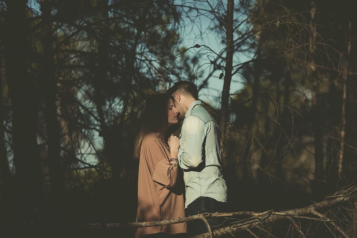 Reportaje de pareja en exteriores (7)