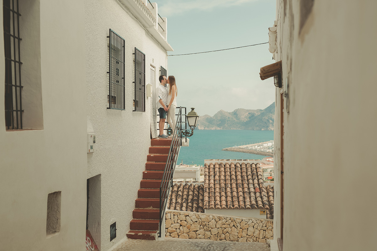Fotos novios Altea