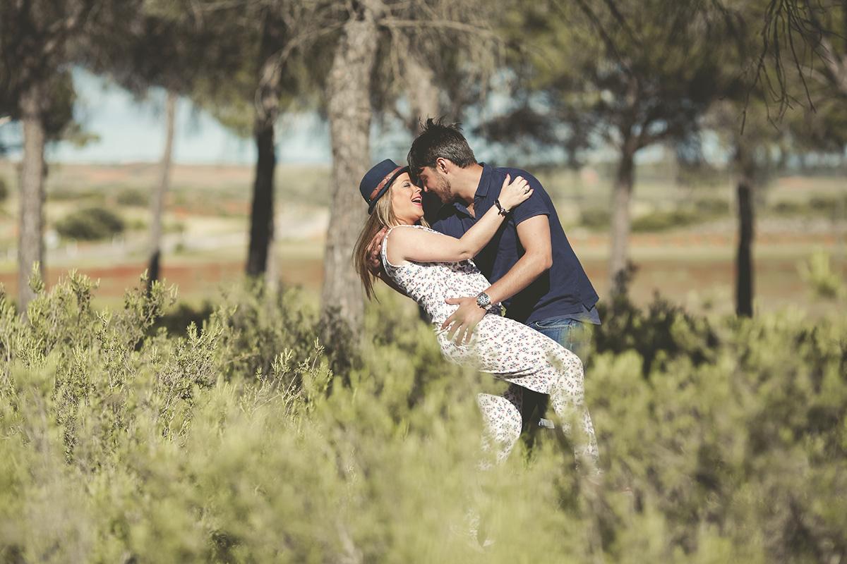 Preboda en el campo Natalia y Quique (2)