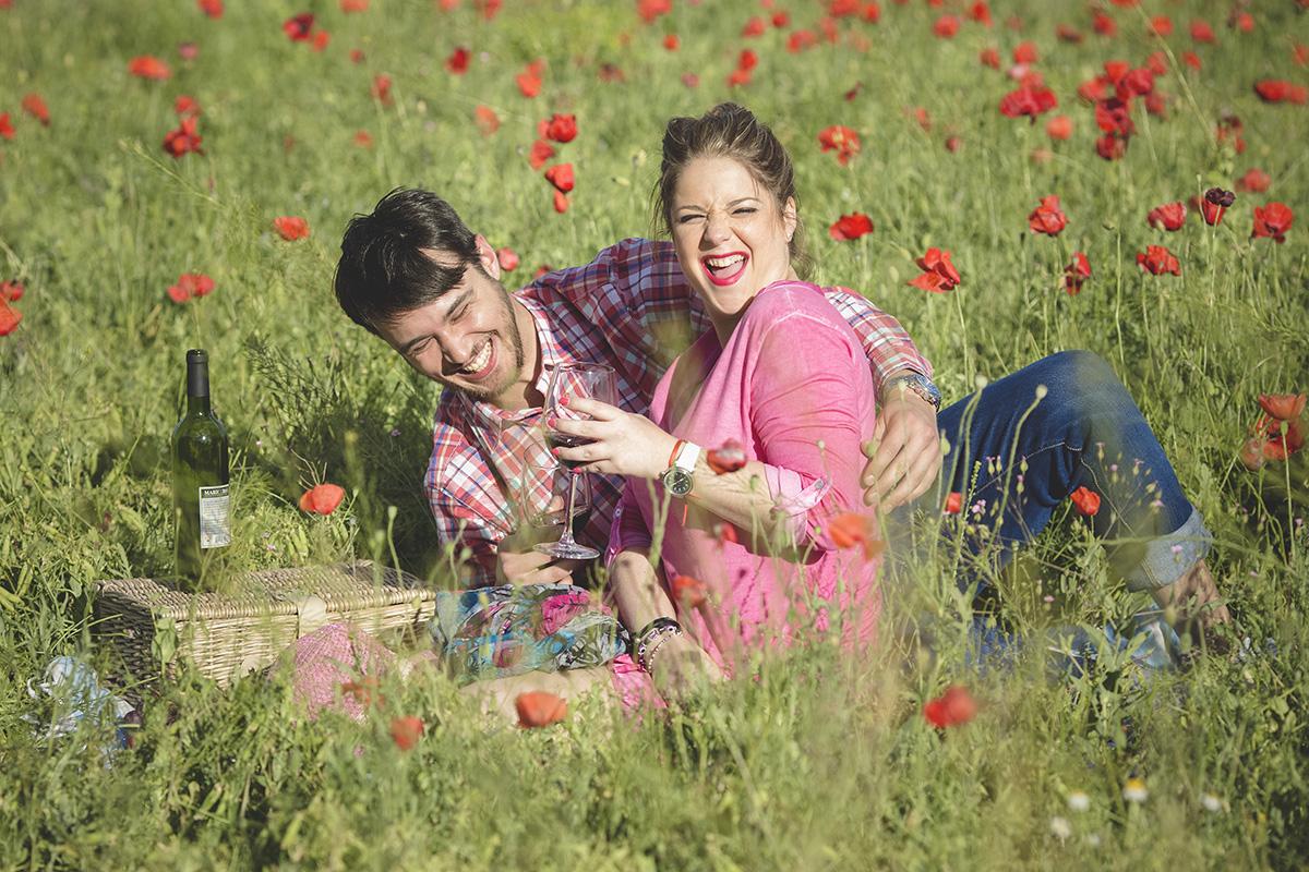 Preboda en el campo Natalia y Quique (25)