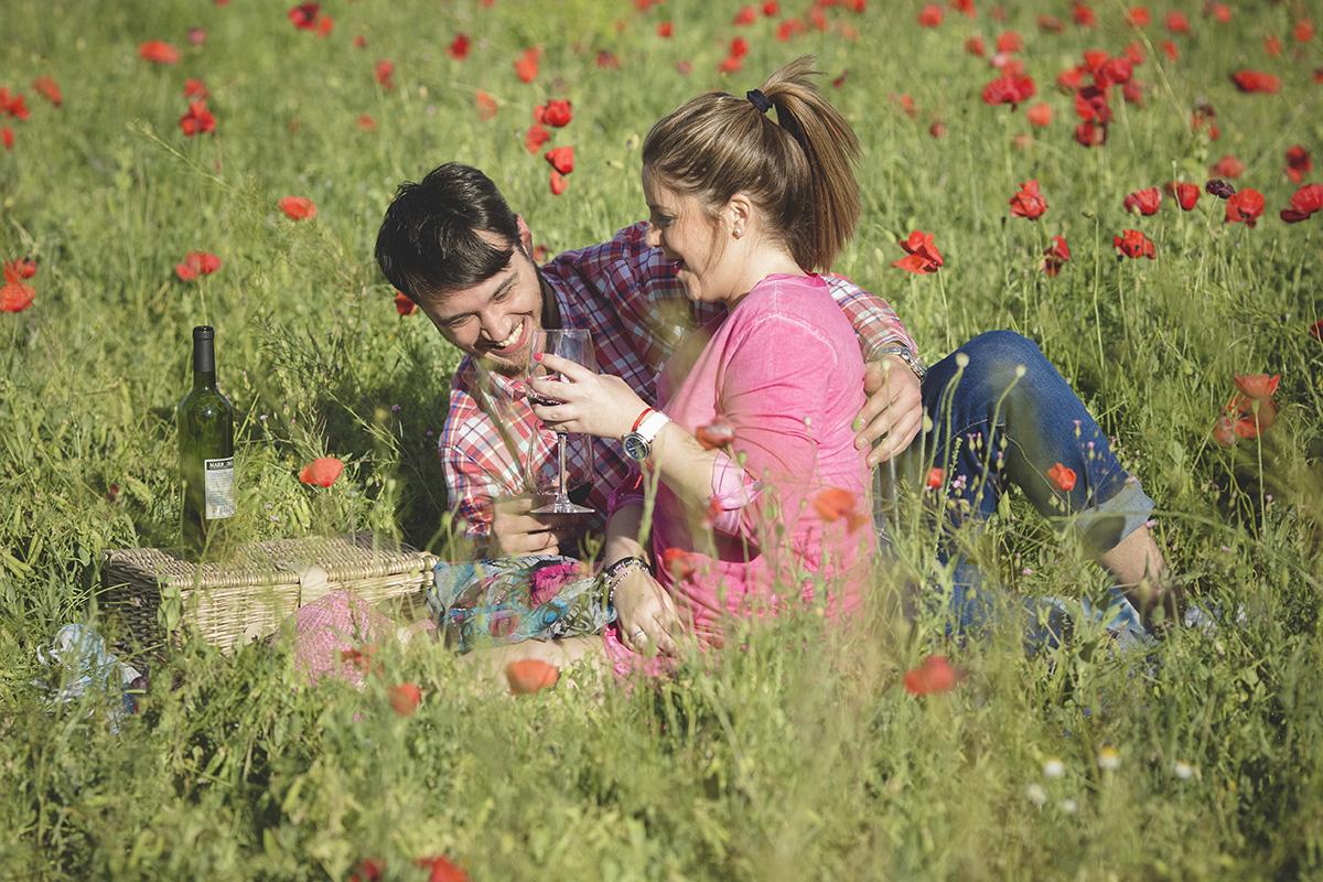 Preboda en el campo Natalia y Quique (26)