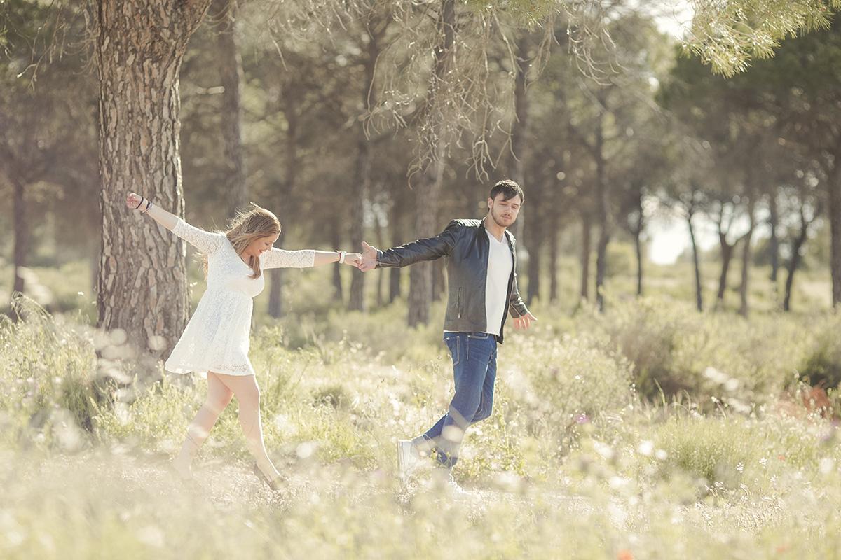 Preboda en el campo Natalia y Quique (8)